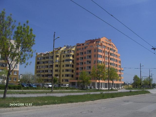 Нощувки Пловдив, жк Тракия